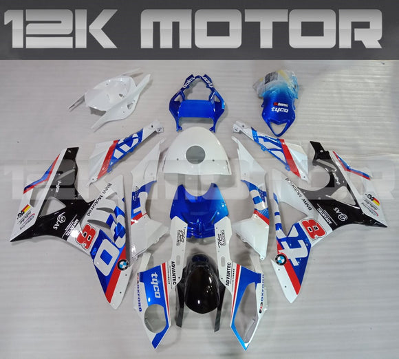TYCO Scheme Fairing Kit For BMW S1000RR 2009 2010 2011 2012 2013 2014