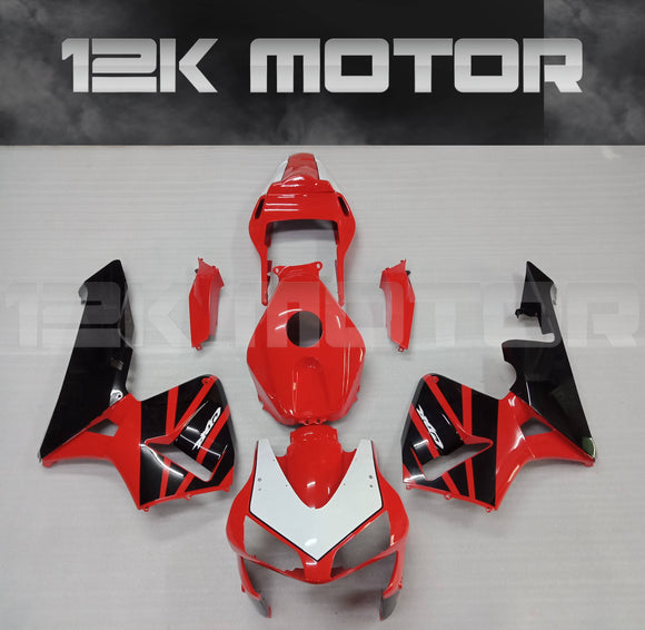 Red Fairing Fit for HONDA CBR600RR F5 2003 2004 Aftermarket Fairing Kit