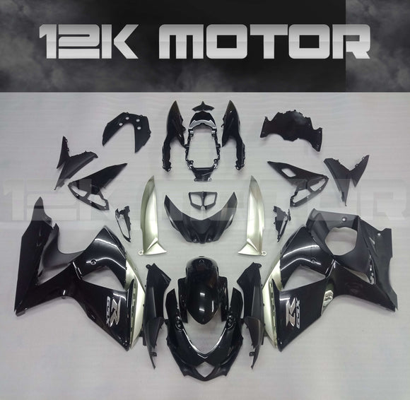 Black Fairing kit for SUZUKI GSXR1000 2009 2010 2011 2012 2013 2014 2015 2016