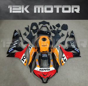 Repsol Design Fairing  Fit for HONDA CBR600RR 2007 2008 Aftermarket Fairing Kit