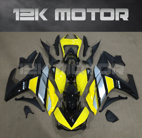 Yellow FairingFor Yamaha YZF-R3 2015-2017 Aftermarket fairing kits