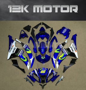 Monster Design Fairing fit for Yamaha R6 2008-2016 Aftermarket Fairing Kits