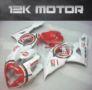 Luck Strike Design Fairing kits Fit for SUZUKI GSXR 1000 2005 2006 Aftermarket Fairing Kit
