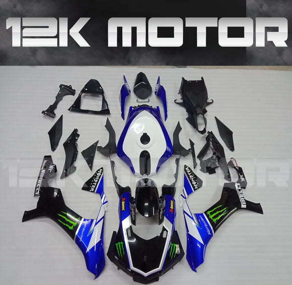 Monster Scheme For Yamaha 2015-2019 R1 Fairing Kit
