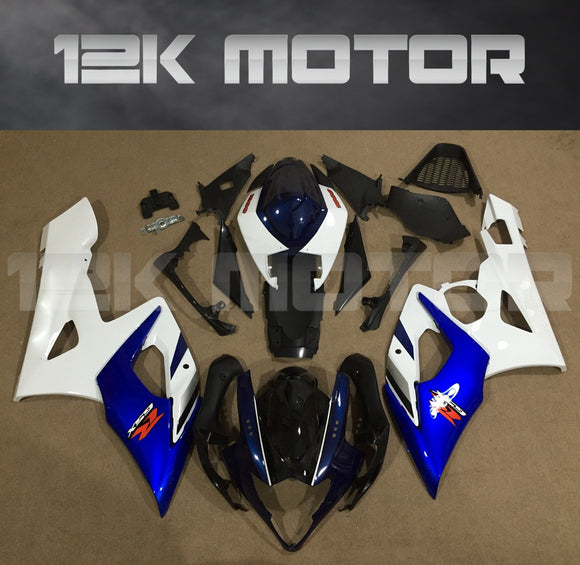 OEM Blue Design Fairing Fit for SUZUKI GSXR 1000 2005 2006 Aftermarket Fairing Kit