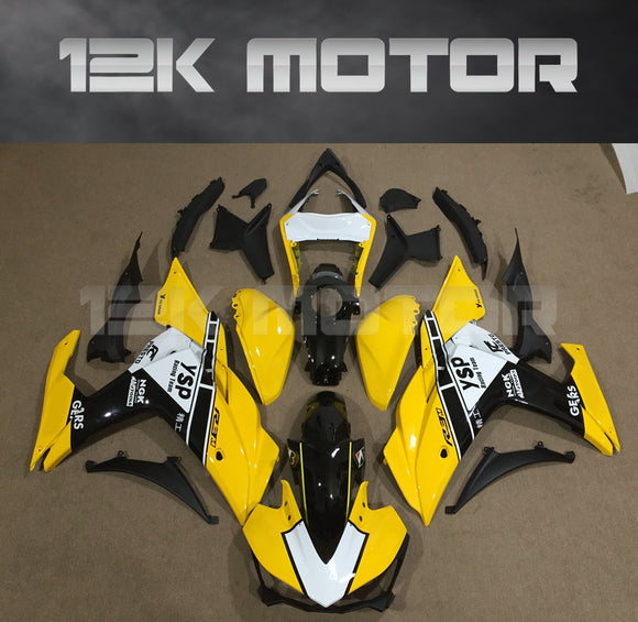 yellow Design FairingFor Yamaha YZF-R3 2015-2017 Aftermarket fairing kits