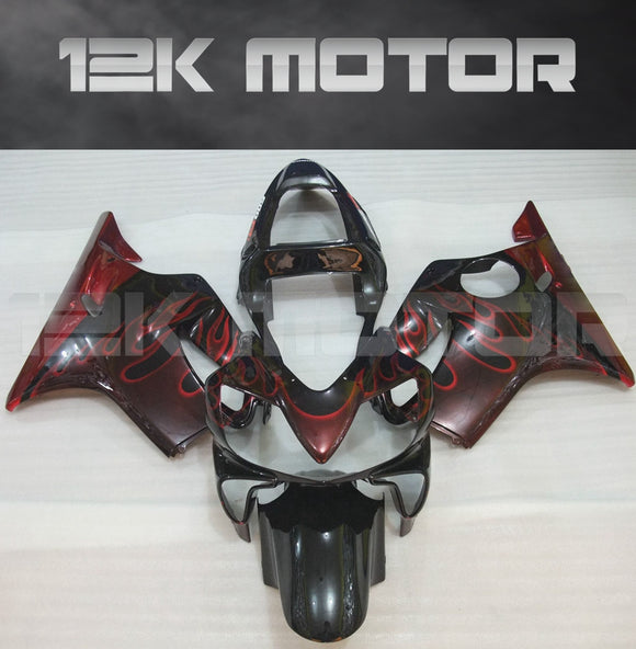 Red Black Fairing Fit for HONDA CBR600RR 2001-2003 Aftermarket Fairing Kit