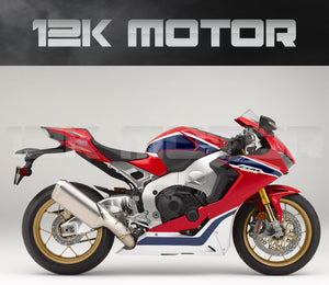 Red Fairing fit for HONDA CBR1000RRA 2017 2018 2019 Aftermarket Fairing Kits