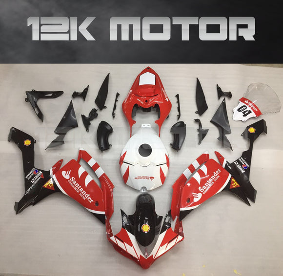 Red Design Fairing for Yamaha R1 2007 2008 Aftermarket Fairing kits