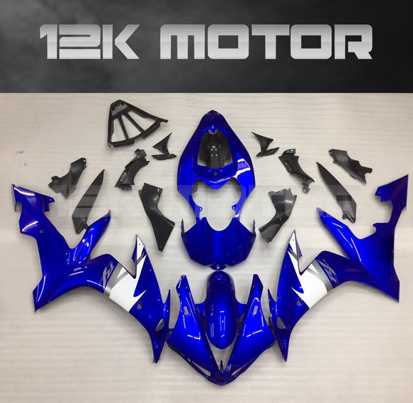Blue Factory Design Fairing For Yamaha R1 2004 2005 2006 Aftermarket Fairing Kit