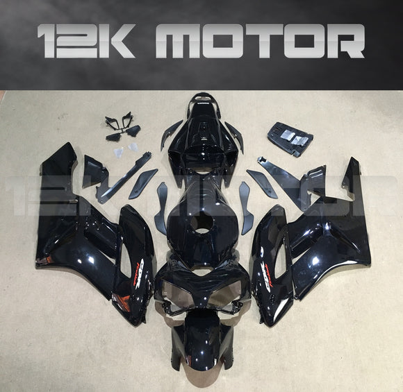 HONDA CBR1000RR Fairings 2004 2005 Black Motorcycle Fairing kits