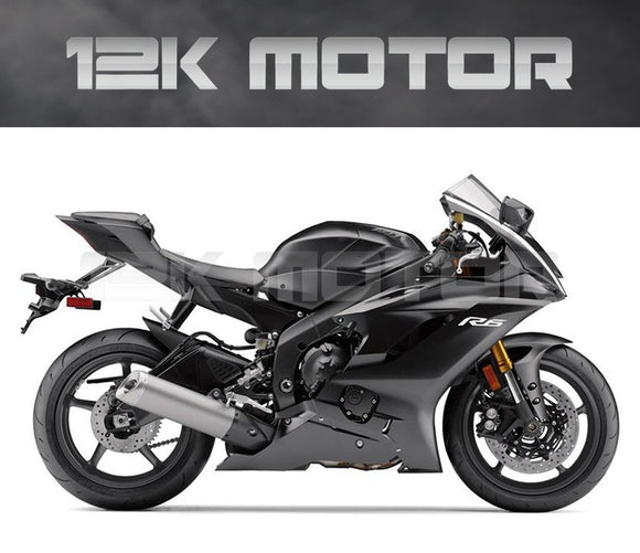 Factory Design Fairings fit for Yamaha R6 2017-2020 Aftermarket Fairing Kits