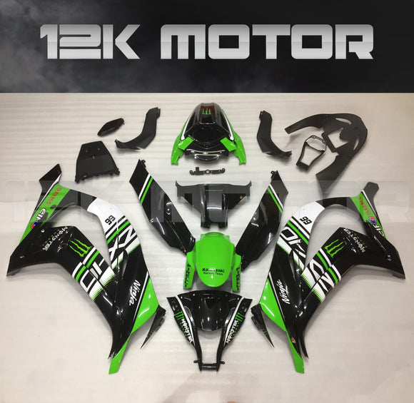 Fairing kit fit 2011 2012 2013 2014 2015 Kawasaki ZX-10R