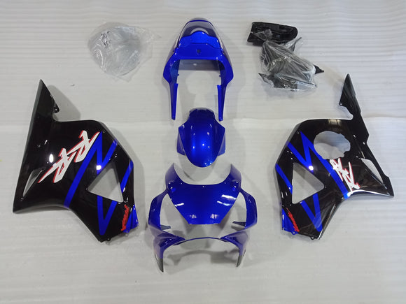---AU STOCKING---Blue Black Fairing Kit For Honda CBR900RR 954 2002 2003