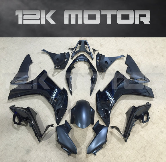 Black Fairing Kit Set Fit for HONDA CBR600F 2011-2013 Aftermarket Fairing Kit