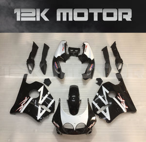 Black White Fairing for HONDA CBR250 RR MC22 1990-1999 Aftermarket Fairing kits
