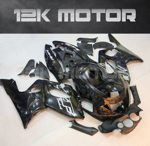 Black Fairing Kit fit for YAMAHA YZF600R Thundercat 1997-2007