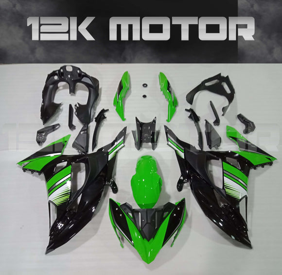 Green Fairing Kit For KAWASAKI  Ninja 650 2017 2018 2019 2020