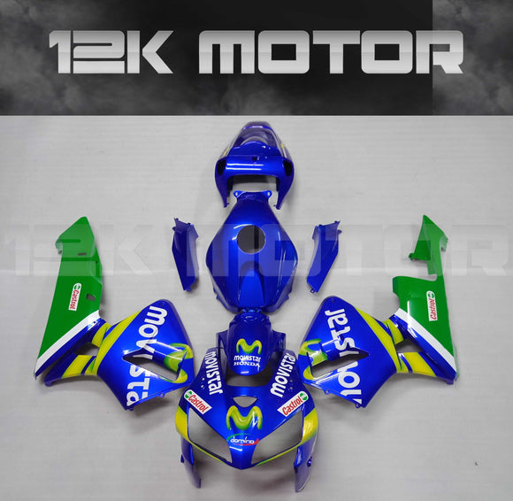 Purple Green Fairing Kit Fit for HONDA CBR600RR 2005 2006 Aftermarket Fairing Kit