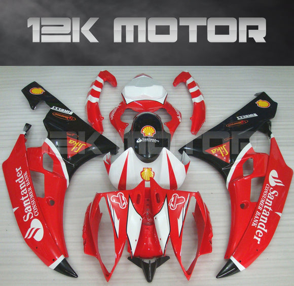 Santander Fairing Kit fit for Yamaha R6 2006-2007 Aftermarket Fairing Kits