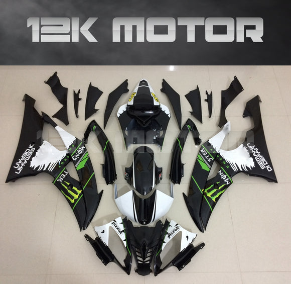Monster Fairing fit for Yamaha R6 2008-2016 Aftermarket Fairing Kits