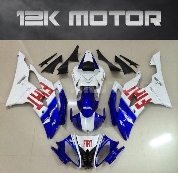 Blue Fairing Kit fit for Yamaha R6 2008-2016 Aftermarket Fairing Kits