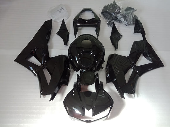 ---AU STOCKING---All Black Fairing Kit For Honda CBR600RR 2013 - 2019