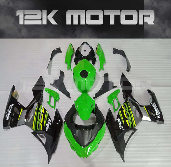 KRT Edition Aftermarket Fairing Kit Compatible with KAWASAKI Ninja 400