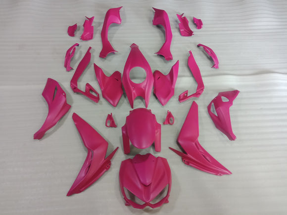 ---AUSTOCKING---Hot Pink Fairing kit Fit Kawasaki Z1000 2014 2015 2016