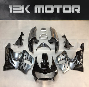 Black Fairing Fit for HONDA CBR900RR 1996 1997 Aftermarket Fairing Kit
