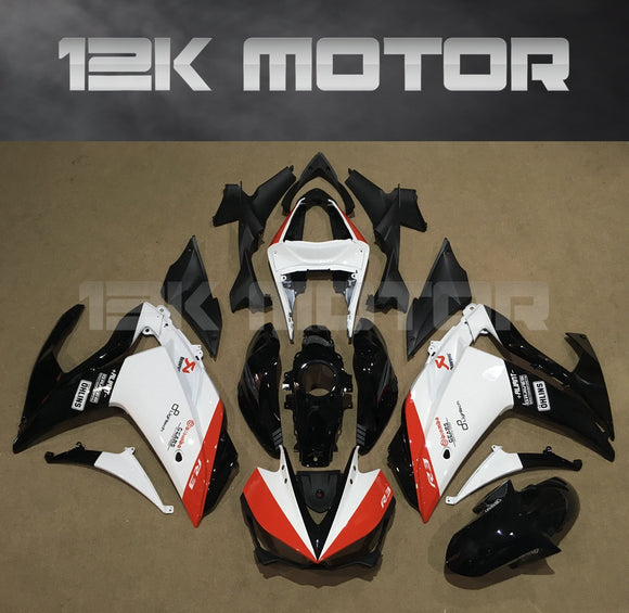 White Red Aftermarket FairingFor Yamaha YZF-R3 2015-2017 Aftermarket fairing kits