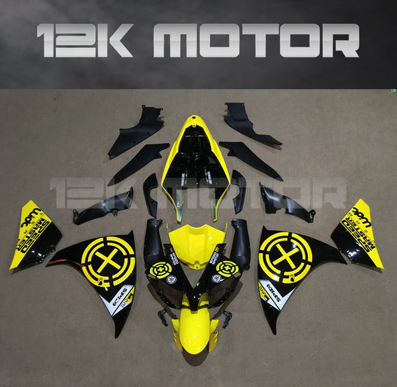 R1 2013 2014 Yellow Fairing