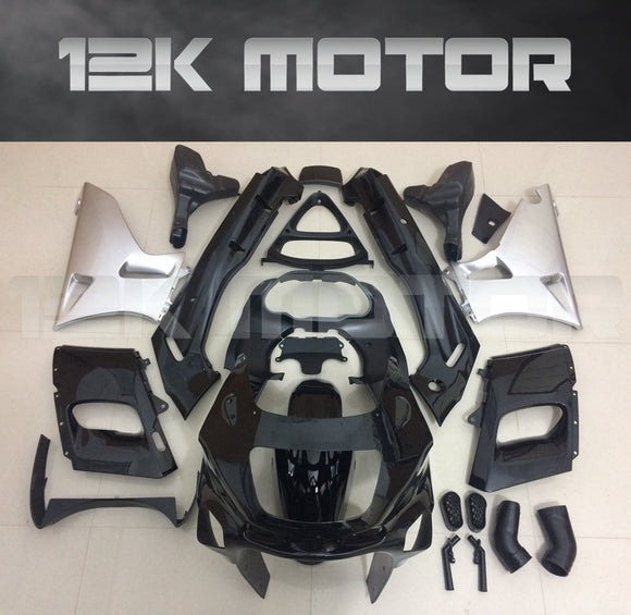 Aftermarket Fairing Kit Fit KAWASAKI ZZR400 ZZR600