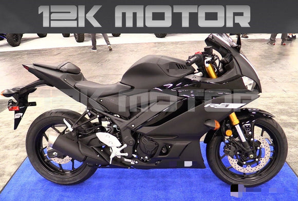 Black Color Fairing Kit For YAMAHA R3 R25 2019 2020