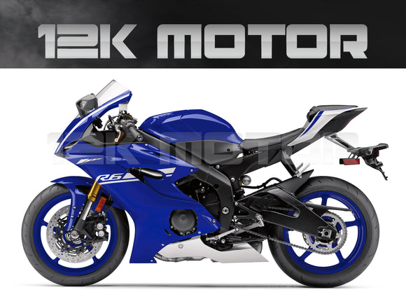 OEM Design Fairings fit for Yamaha R6 2017-2020 Aftermarket Fairing Kits