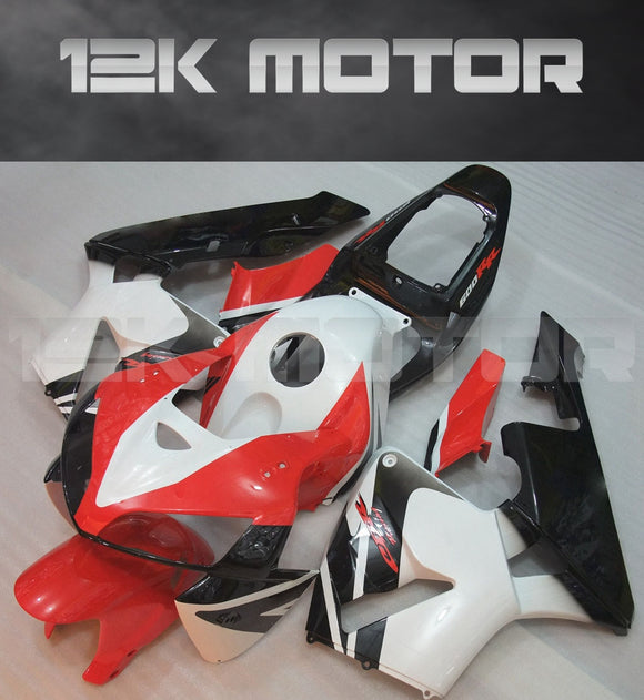 Red White Fairing Kit Sets Fit for HONDA CBR600RR 2005 2006 Aftermarket Fairing Kit