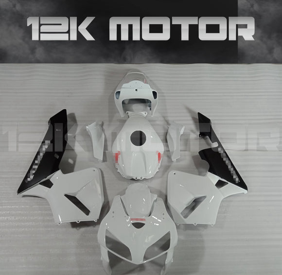 Pearl White Fairing Fit for HONDA CBR600RR 2005 2006 Aftermarket Fairing Kit