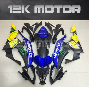 46 Rossi Fairing fit for Yamaha R6 2008-2016 Aftermarket Fairing Kits