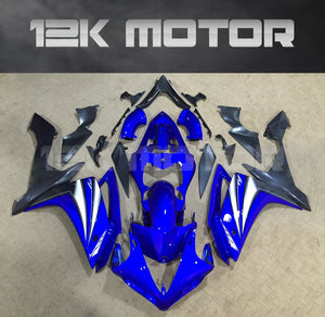 Blue and Black Fairing for Yamaha R1 2007 2008 Aftermarket Fairing kits