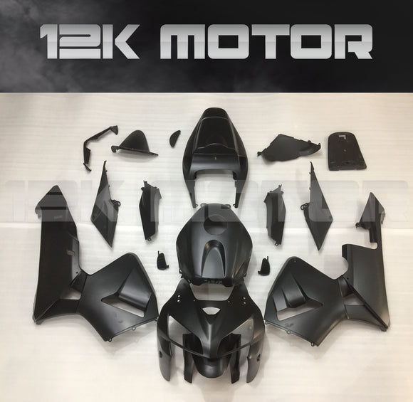 Silver Dark Grey Fairing Kit Sets Fit for HONDA CBR600RR 2005 2006 Aftermarket Fairing Kit