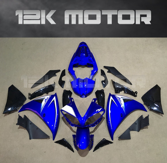 R1 2013 2014 Factory Blue Design Fairing