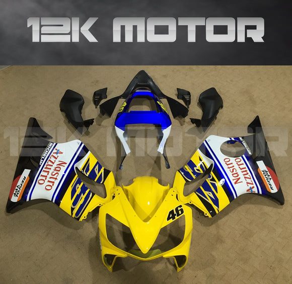 HONDA CBR600 F4i 2001-2003 Yellow Fairing