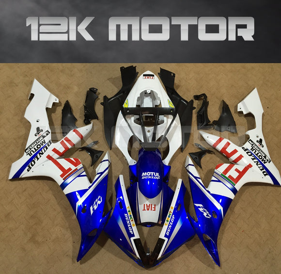 FIAT Design Fairing For Yamaha R1 2004 2005 2006 Aftermarket Fairing Kit