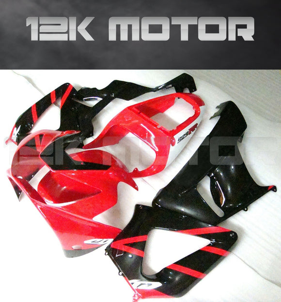 Red and Black Fairing fit for HONDA CBR929RR 2000 2001 Aftermarket Fairing Kit