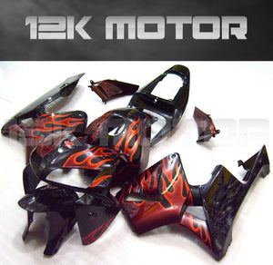 Flame Fairing Kit for HONDA CBR600RR Fairings 2007 2008 Fairing Set