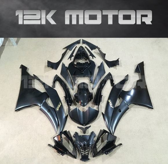 Black Fairing Kit fit for Yamaha R6 2008-2016 Fairing Kits