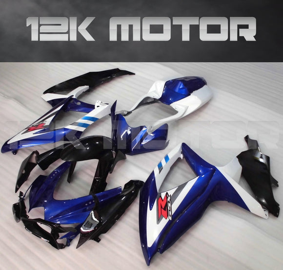 OEM Color Fairing Fit for SUZUKI GSXR 600/750 2008-2010 Aftermarket Fairing Kit