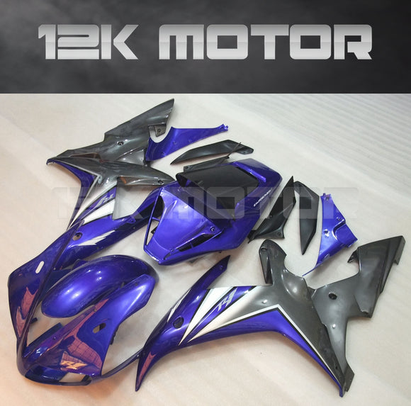 Blue Fairing For Yamaha R1 2002 2003 Aftermarket Fairing Kit