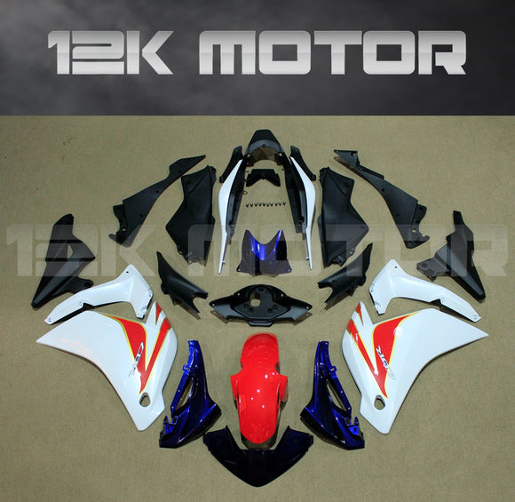 Black Red And White Fairing fit for HONDA CBR250R 2011-2014 Aftermarket Fairing Kit