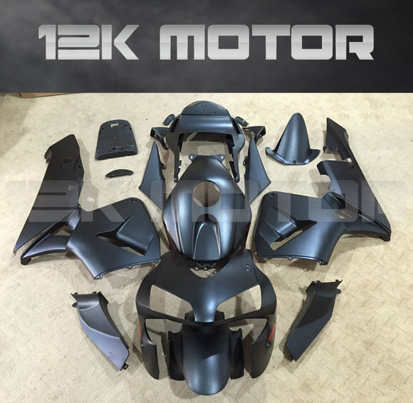 Black Fairing Fit for HONDA CBR600RR F5 2003 2004 Aftermarket Fairing Kit